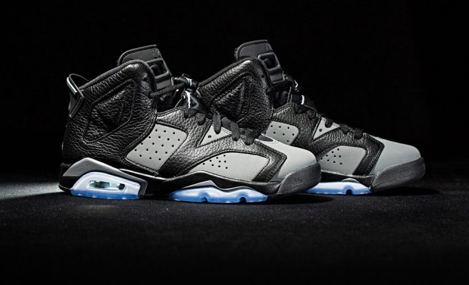 Air Jordan 6 Retro GS Cool Grey