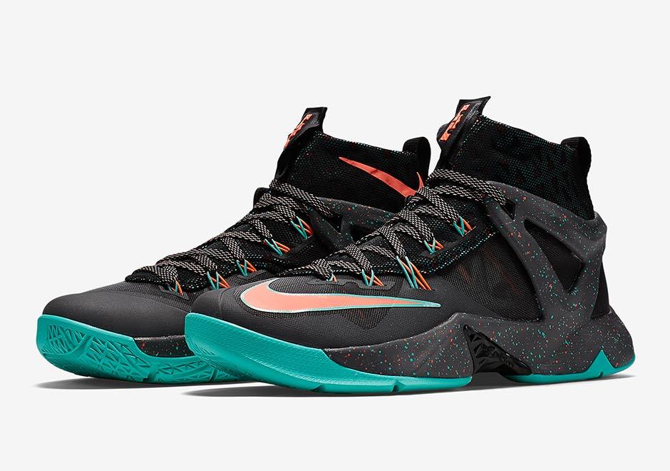 Nike LeBron Ambassador 8 South Beach