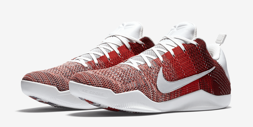 Nike Kobe 11 Elite Low 4KB Red Horse Release Date
