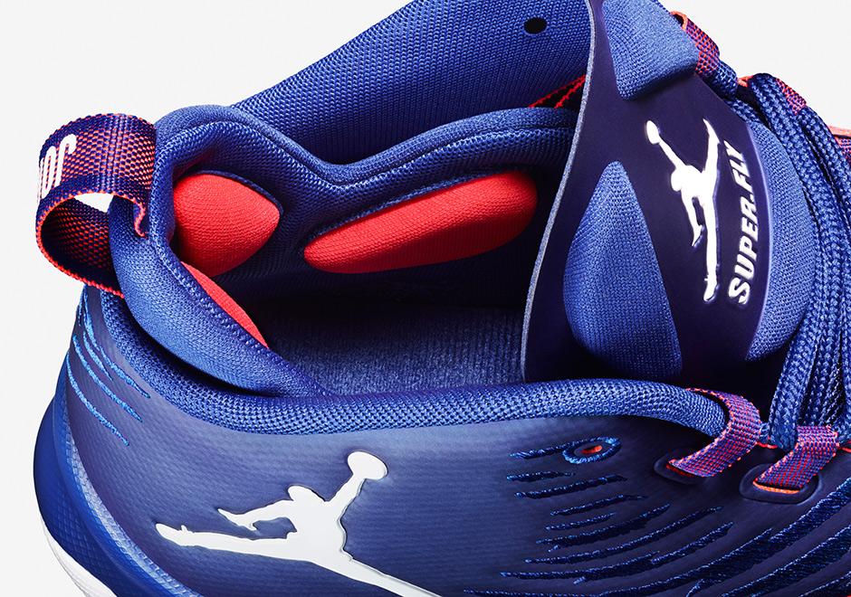 Jordan Super Fly Fecha 5 Release