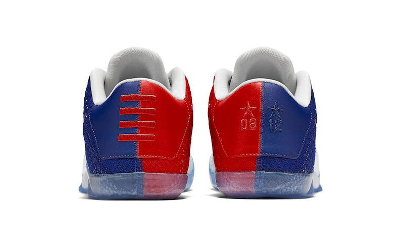 Nike Kobe 11 Elite USA Official Look