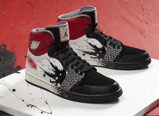 Red Shoe Laces Jordans