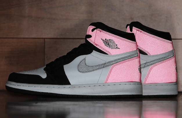 Air Jordan 1 Valentines Day For the Love of the Game