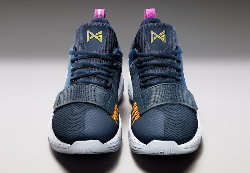 Fecha Nike PG 1 ferocidad de lanzamiento