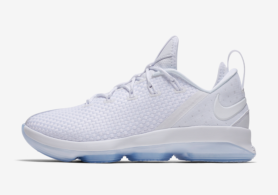 fc3a53dd0ba95d The Nike Lebron 14 Low Debuts In July Weartesters - Modern Home ...