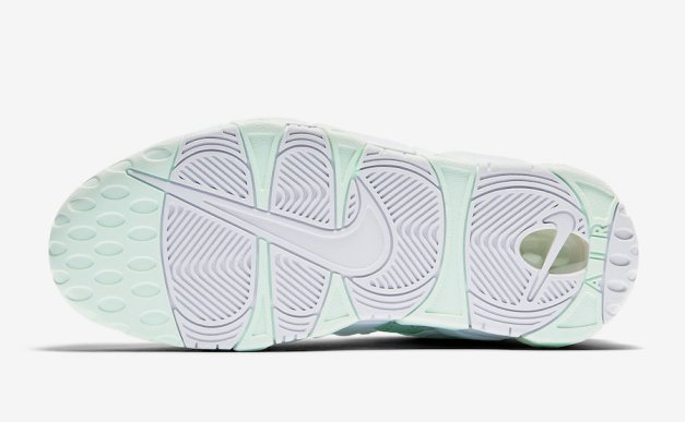 Nike Air More Uptempo Barely Green 917593-300
