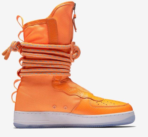 Nike SF-AF1 Orange AA128-800