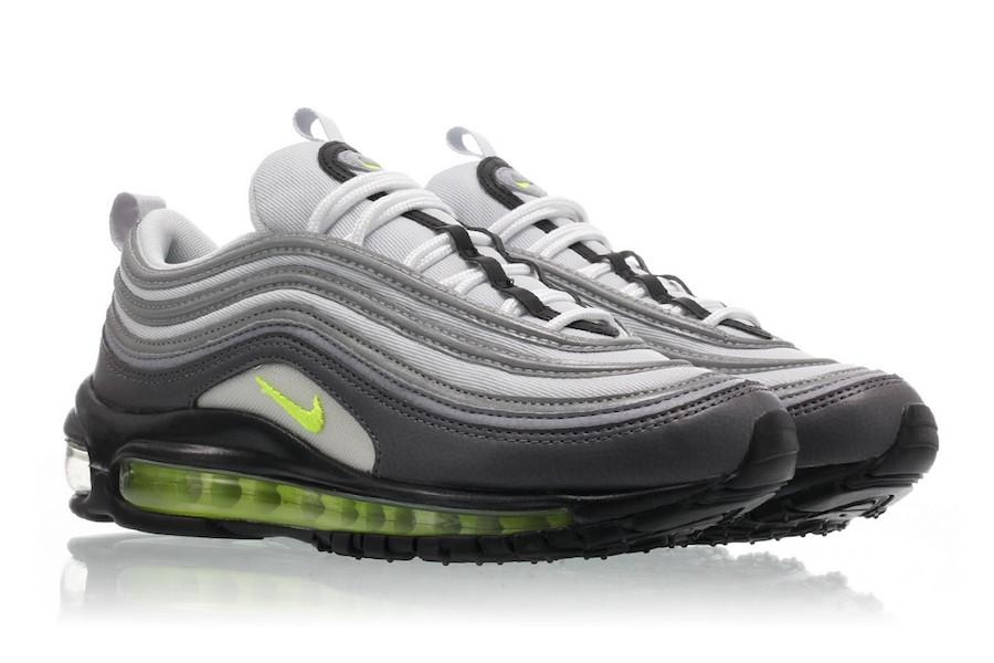 Nike Air Max 97 Neon 921733 003 Sneaker Bar Detroit