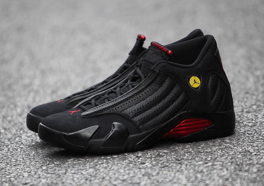 Air Jordan 14 Retro Last Shot 2018 Release Date