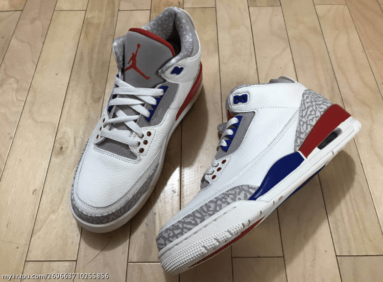 USA Air Jordan 3 Charity Game