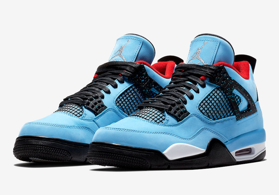 5bcde5ee8c8b Air Jordan 4 x Travis Scott
