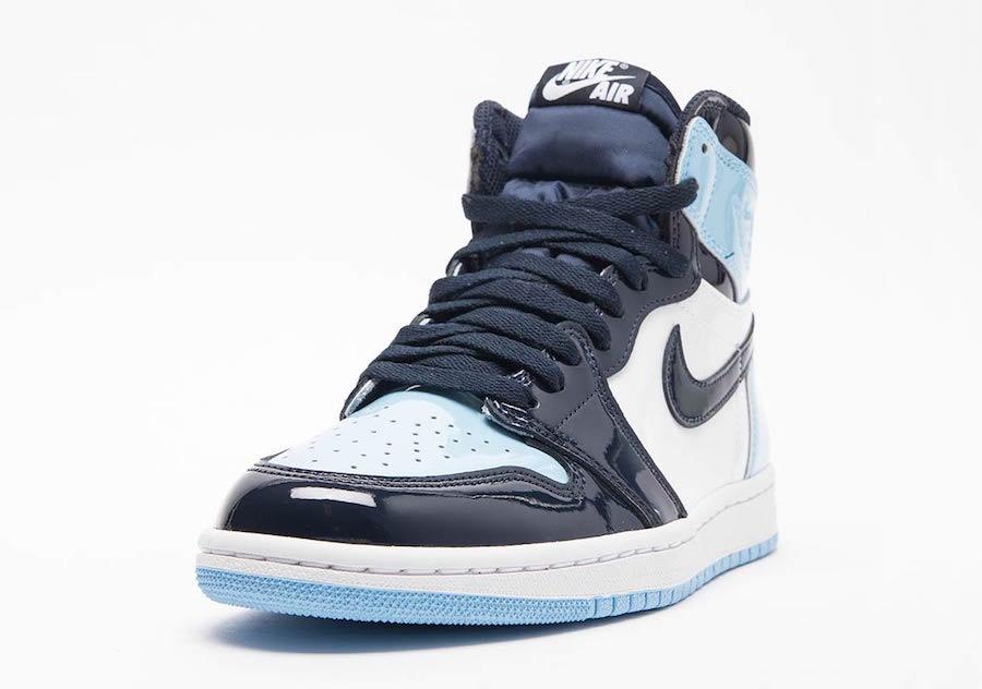 Jordan 12 Light Blue