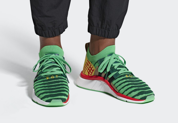 Dragon Ball Z adidas EQT Support Mid ADV Shenron D97056 Release Date