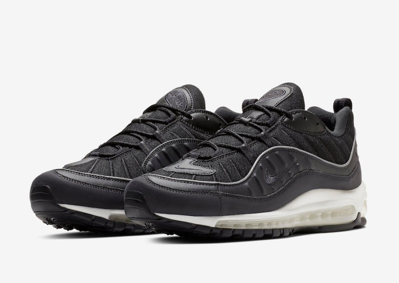 324701df503 Nike Air Max 98 Oil Grey 640744-009 Release Date - SBD