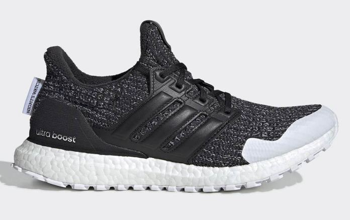 Game of Thrones adidas Ultra Boost Nights Watch EE3707 Release Date