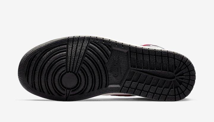 Air Jordan 1 Gym Red 555088-061 2019 Release Date
