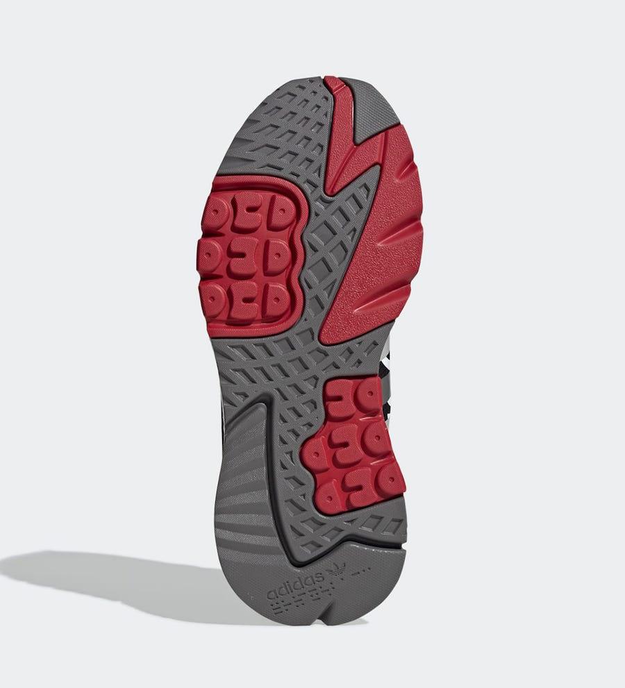 White Mountaineering adidas Nite Jogger EG1687 EG1686 Release Date
