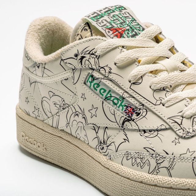 Reebok Club C Tom Jerry Release Date