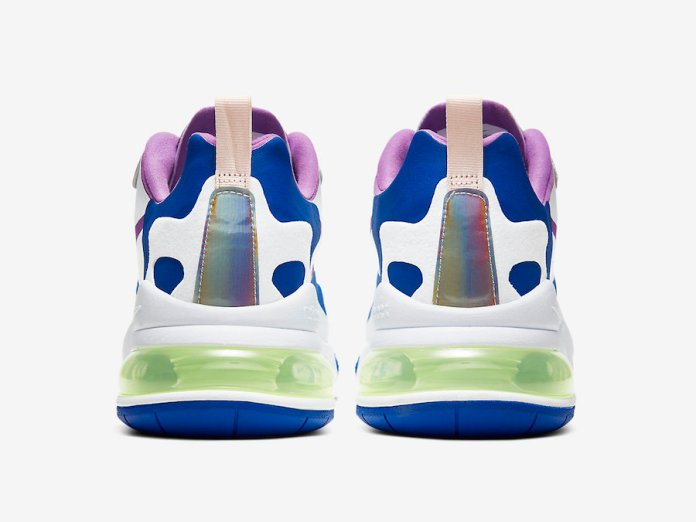 Nike Air Max 270 React Easter CW0630-100 Release Date