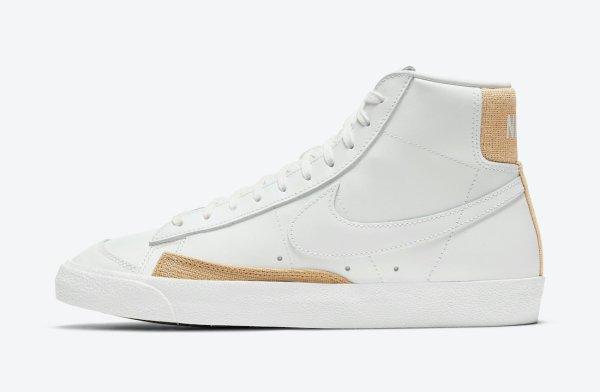 Nike Blazer Mid '77 Vintage 'Burlap' 0.00 Free Shipping