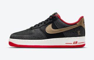 Nike Air Force 1 '07 'Spades'