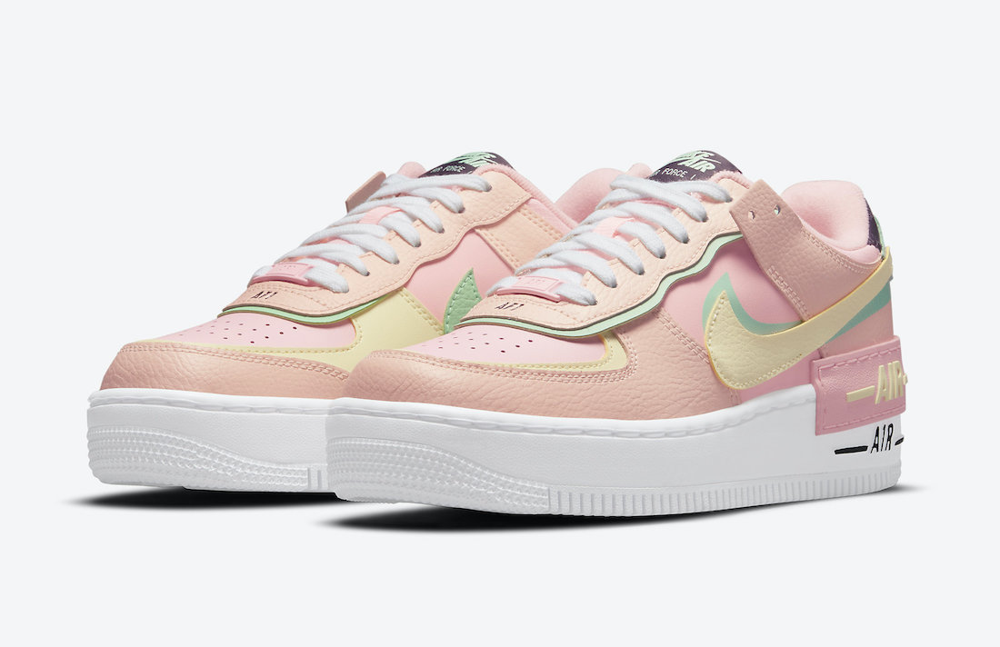 Women's Nike Air Force Shadow 'Arctic Punch'