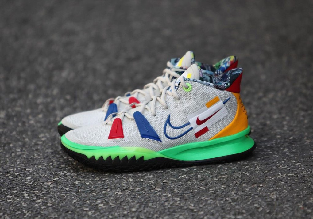 Nike Kyrie 7 Visions Release Date