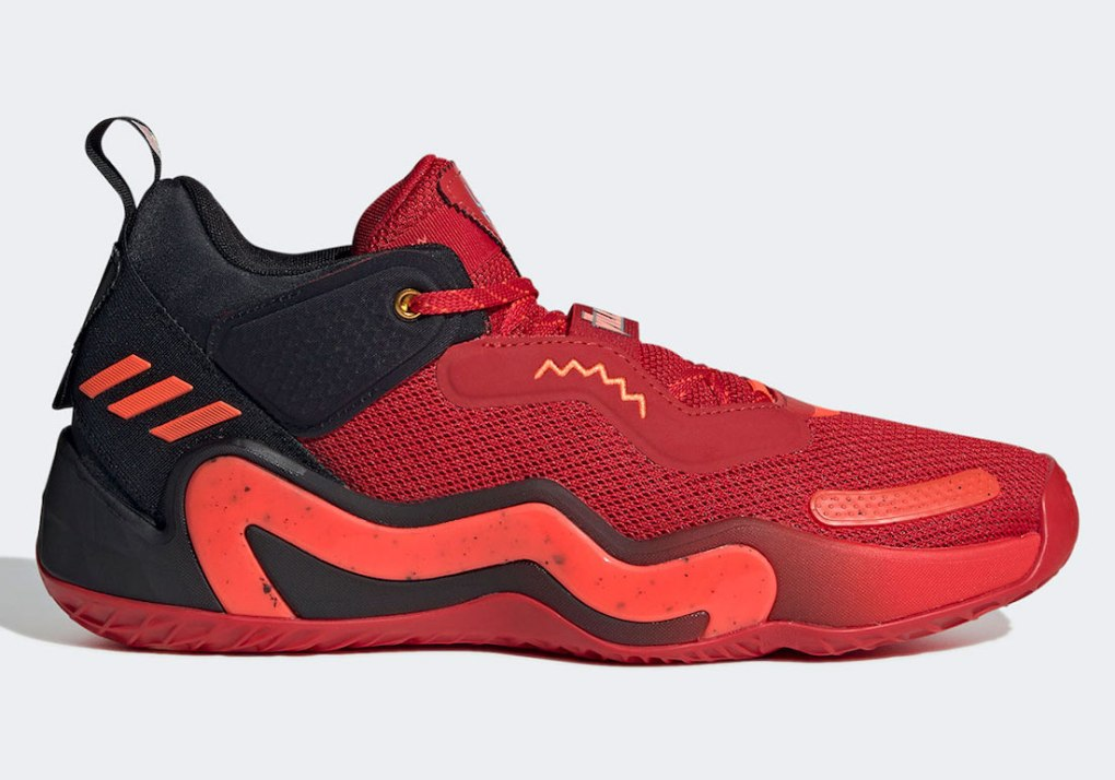 adidas DON Issue 3 Louisville GZ5524 Release Date