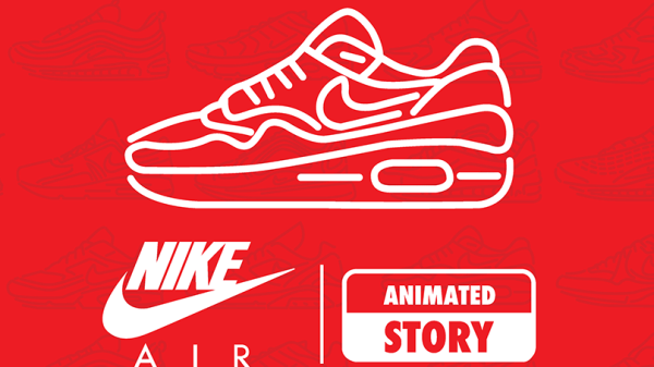 NIKE AIR ANIMATED STORY