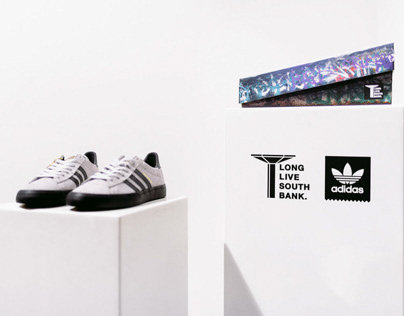 adidas Skateboarding x Long Live Southbank Campus II