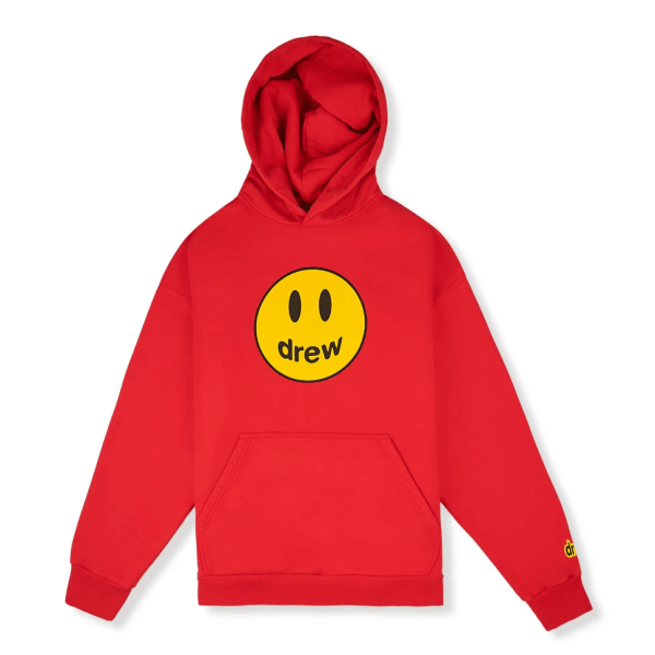 ao-drew-house-mascot-hoodie-red