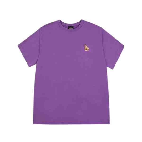ao-thun-mlb-water-color-big-logo-overfit-la-dodgers-purple-31tsb3031-07V