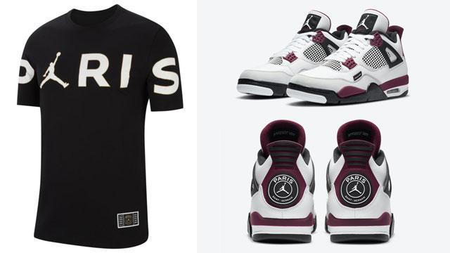 air jordan 4 psg outfits sneakerfits com
