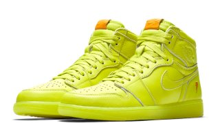 "【12/27】エアジョーダン1 ""ゲータレード"" / Air Jordan 1 Retro High OG ""LEMON LIME"" AJ5997-345"