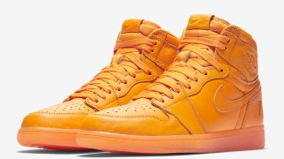 "【12/27】エアジョーダン1 ""ゲータレード"" / Air Jordan 1 Retro High OG ""Orange Peel"" AJ5997-880"