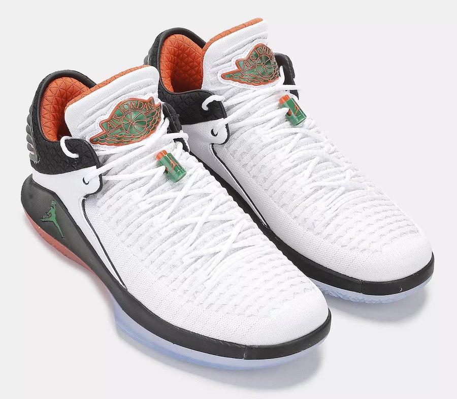 "Nike Air Jordan xxx2 Low ""Gatorade"""