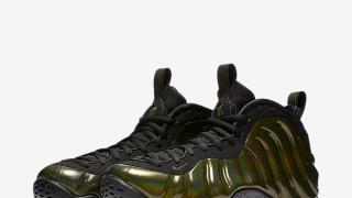 """【11/22】ナイキ エア フォームポジット ワン """"リージョン グリーン"""" / Nike Air Foamposite One """"Legion Green"""" 314996-301"""