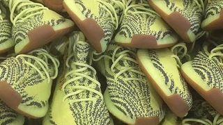 """【2017/11/18】抽選最新情報 イージーブースト 350 V2 """"セミ フローズン イエロー"""" / adidas Yeezy Boost 350 V2 """"Frozen Yellow"""" B37572"""