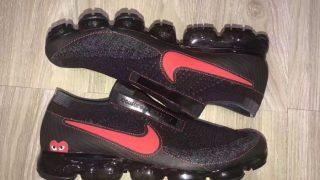 【リーク?】コムデギャルソン x ナイキ エアヴェイパーマックス / COMME des GARÇONS x Nike Air VaporMax