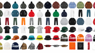 【11/18】Supreme 2017FW WEEK13 アイテム配置価格一覧 / Supreme x Independent