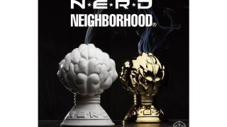 【1/2】ファレル x ネイバーフッド 初売りコラボレーション決定! / N.E.R.D × NEIGHBORHOOD