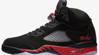 """【11/26】エアジョーダン5 """"ブレッド"""" / Air Jordan 5 """"BRED"""" 136027-006"""
