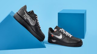 【リーク】モマ x ヴァージル x ナイキ / MoMA x Virgil Abloh x Nike Air Force 1 '07