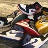 【5/3】つま黒 4カラーリリース / Air Jordan 1 Retro High OG 555088-109, 555088-112, 555088-115, 555088-135