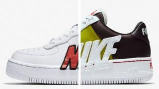 【2/15】ナイキ エア フォース 1 アップステップ ラックス / Nike Air Force 1 Upstep LX 898421-602, 898421-101