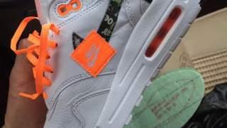 """【リーク】ナイキ エアマックス1 ジャスト・ドゥ・イット! / Nike Air Max 1 """"Just Do It"""""""