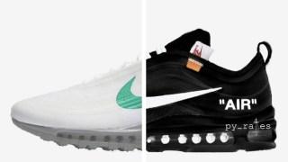 【2018/11月】オフホワイト x ナイキ エアマックス97 / Off-White x Nike Air Max 97 OG AJ4585-001