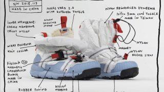 【4/27】ナイキ x トム・サックス マーズ ヤード ミッド / Nike x Tom Sachs Mars Yard Mid AH7767-101