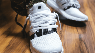 【4/14】アンディフィーテッド限定 Undefeated x adidas UltraBOOST White Color