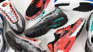 【5/26】アトモス x ナイキ We Love Nike コラボコレクション / atmos x NIKE